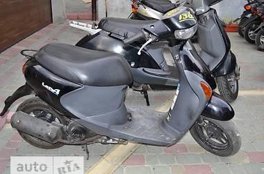 Suzuki Lets 4  2010