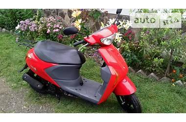 Suzuki Lets 5  2013