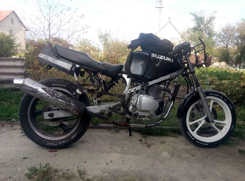 Suzuki RG