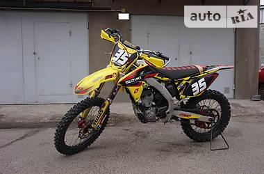 Suzuki RM-Z  2013
