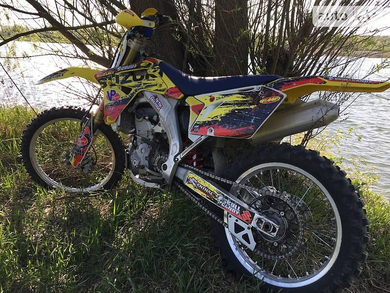Suzuki RM-Z 2007 года