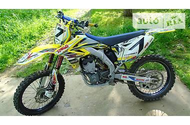 Suzuki RM-Z  2009