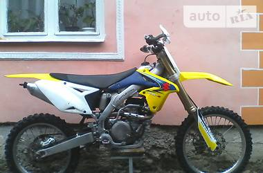 Suzuki RM-Z  2010