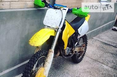 Suzuki RM 125 2018