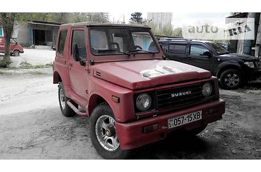 Suzuki Samurai 1.3 1990