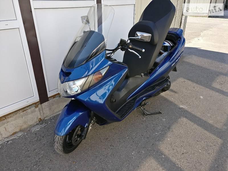 Suzuki Skywave 2005 года