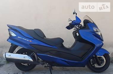 Suzuki Skywave CJ45A M-TYPE 2008