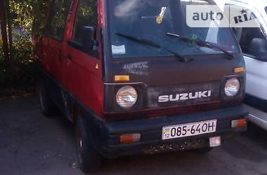 Suzuki Super Carry Bus  1989