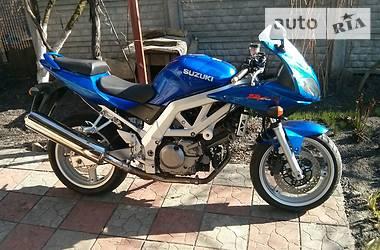 Suzuki SV SV650S 2003