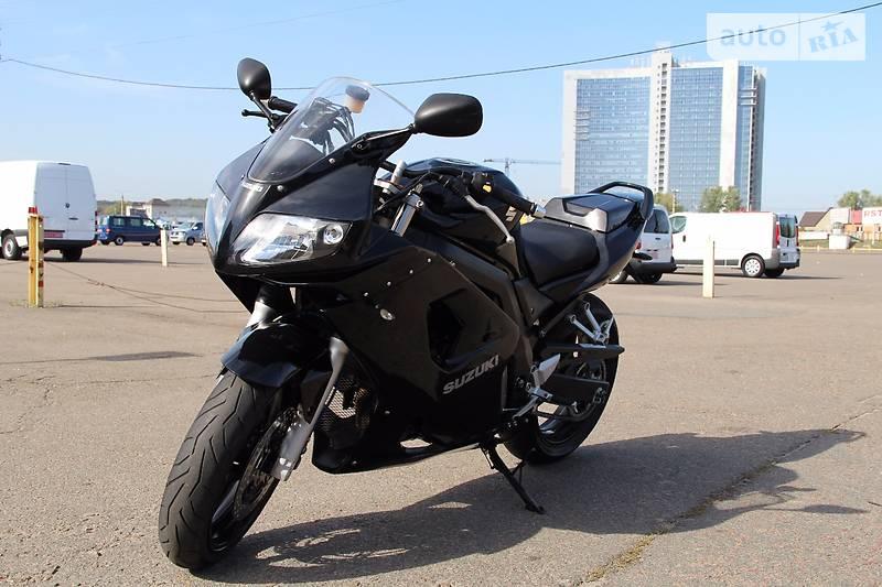 Suzuki SV 2007 года