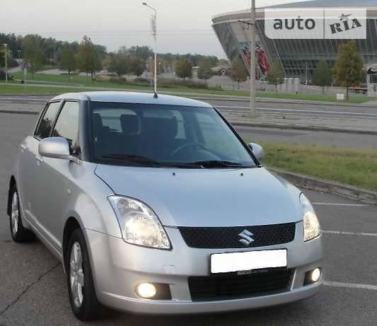 Suzuki Swift 2008 года