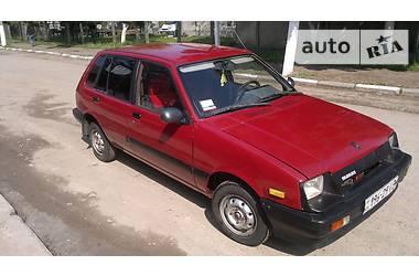 Suzuki Swift  1989