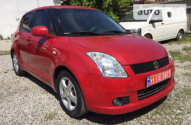 Suzuki Swift GLX 2007