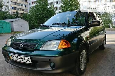 Suzuki Swift GLX 2001