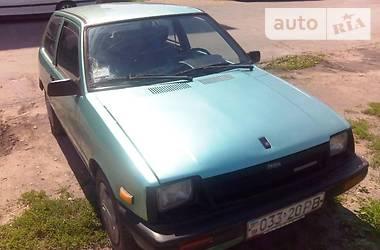 Suzuki Swift  1986