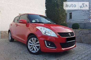Suzuki Swift GLX 2015