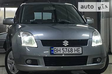 Suzuki Swift V IDEALE //FUUL// 2006