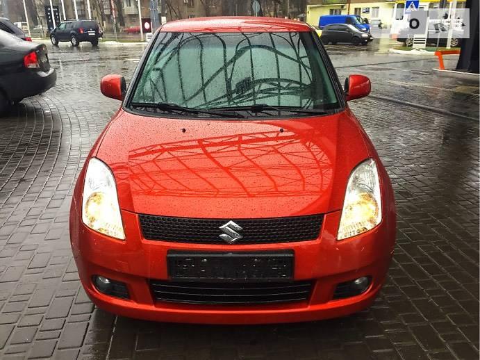 Suzuki Swift 2007 года