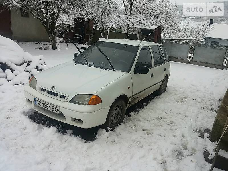 Suzuki Swift 1997 года