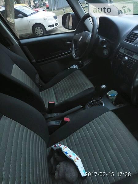 Suzuki SX4 2008 года