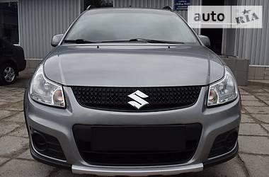 Suzuki SX4 1.6i EY 2012