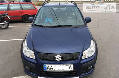 Suzuki SX4 1.6i GY 4x4 2009