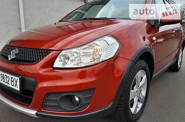 Suzuki SX4  1.6 VVT 4x4* 2011