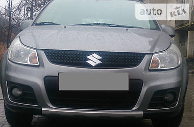 Suzuki SX4 1.6i GY 4x4 2012