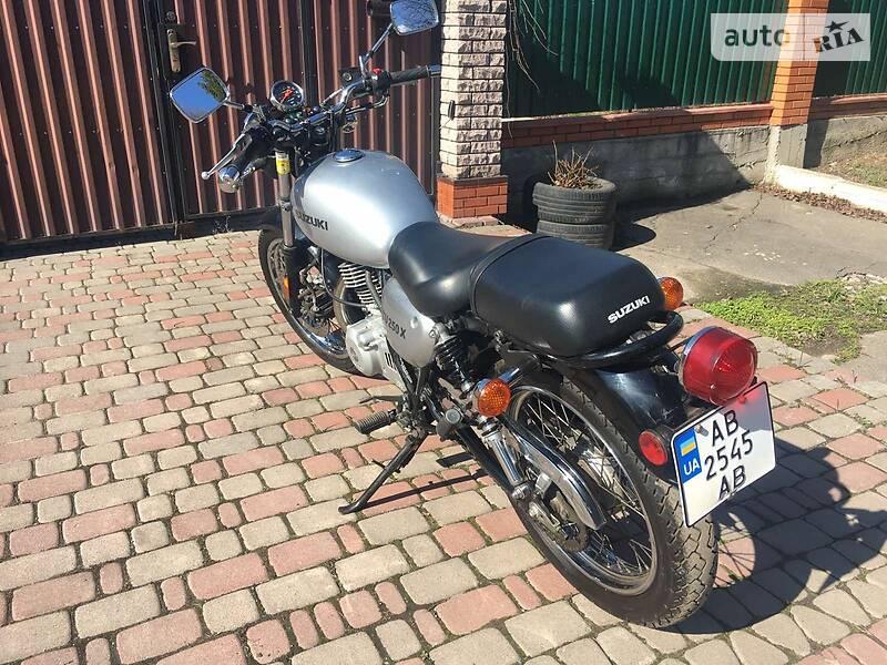 Suzuki TU 250X Volty