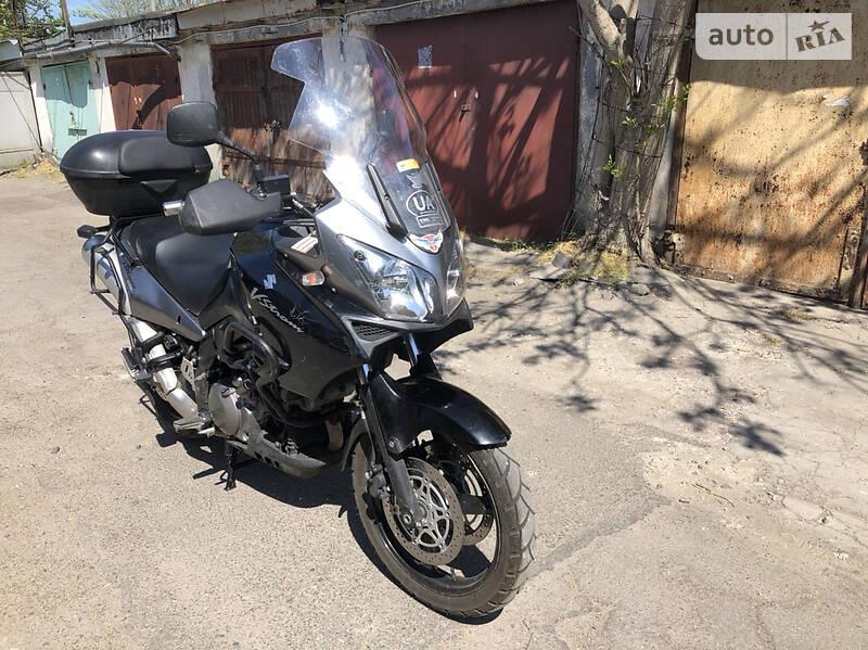 Мотоцикл Многоцелевой (All-round) Suzuki V-Strom 1000DL