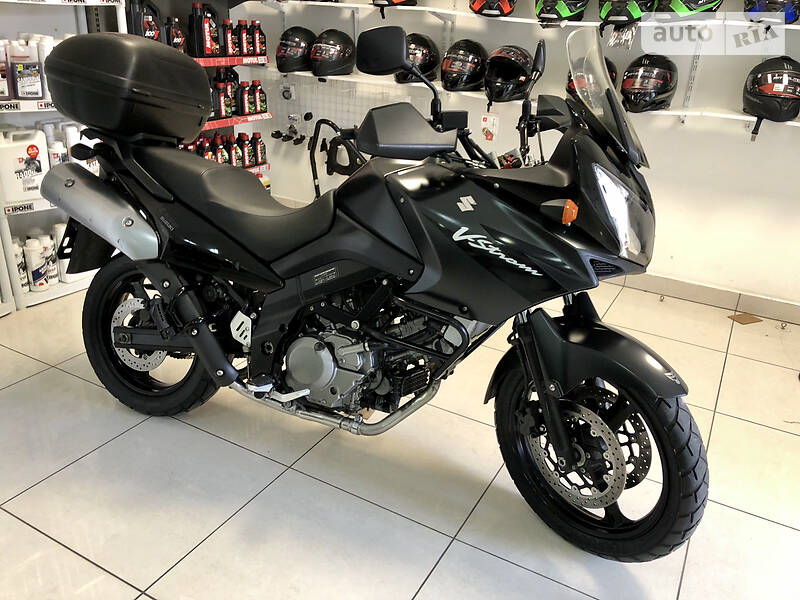 Мотоцикл Многоцелевой (All-round) Suzuki V-Strom 650