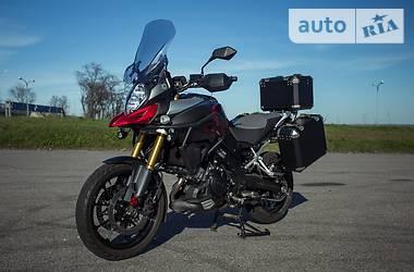 Suzuki V-Strom ABS trackshen contro 2014