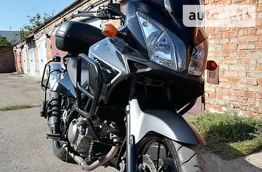 Suzuki V-Strom DL650 2007