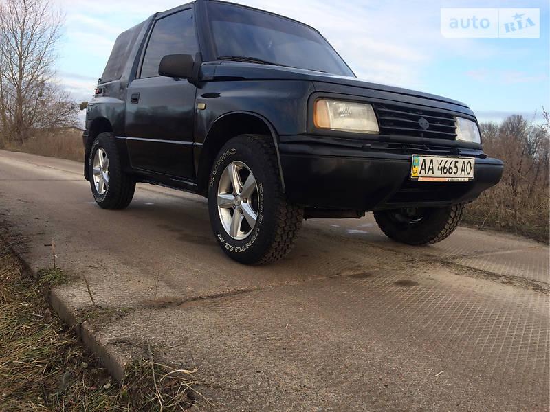 Suzuki Vitara 1995 года