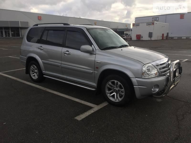 Suzuki XL7 2006 року