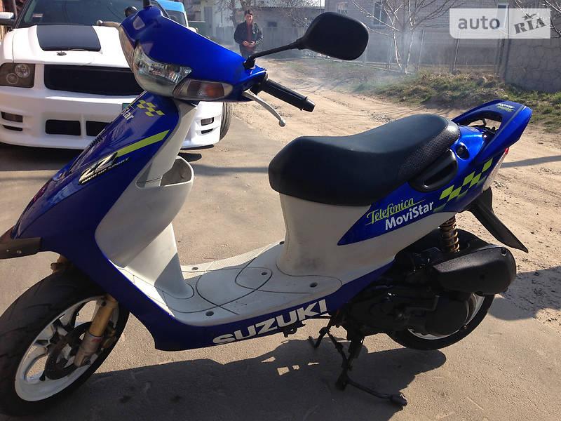 Suzuki ZZ