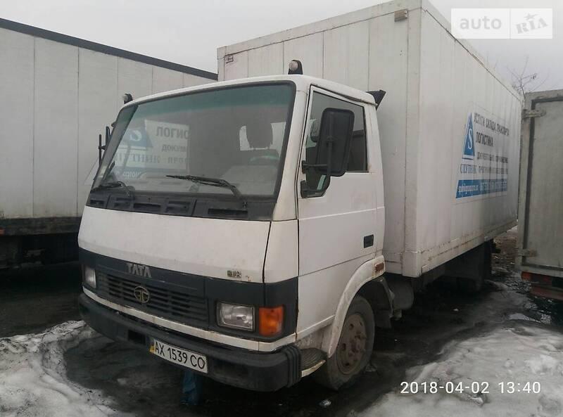 Фургон TATA LPT