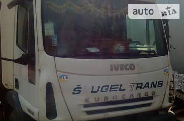 Ціни Iveco EuroCargo Тентований