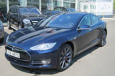Tesla Model S P85D Ludicrous 2015