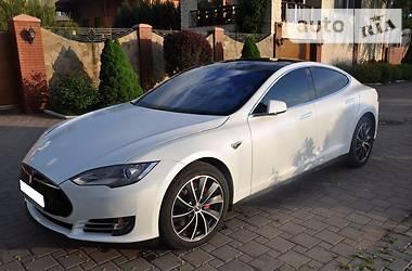 Tesla Model S P85D 4 WD 2015