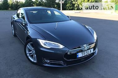 Tesla Model S 85D AutoPilot 2015