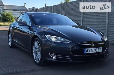 Tesla Model S S 85 D 4 WD+ пневма 2015