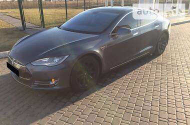 Tesla Model S P85 PLUS 2013