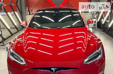 Tesla Model S P90D Ludicrous 2015