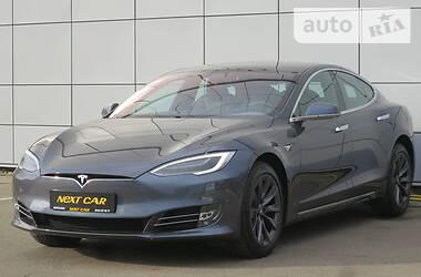 Tesla Model S Long Range Plus 2020