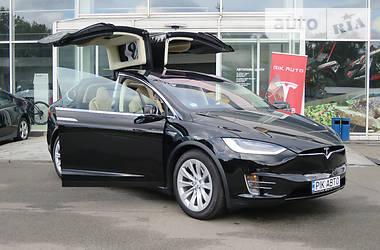 Tesla Model X 90D AWD 2016