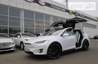 Tesla Model X Ludicrous 2016