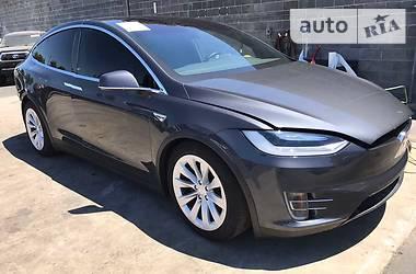 Tesla Model X 75 2016