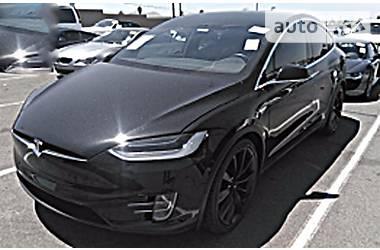 Tesla Model X P 90 D Performance   2016
