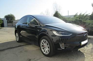 Tesla Model X 90 D  2016
